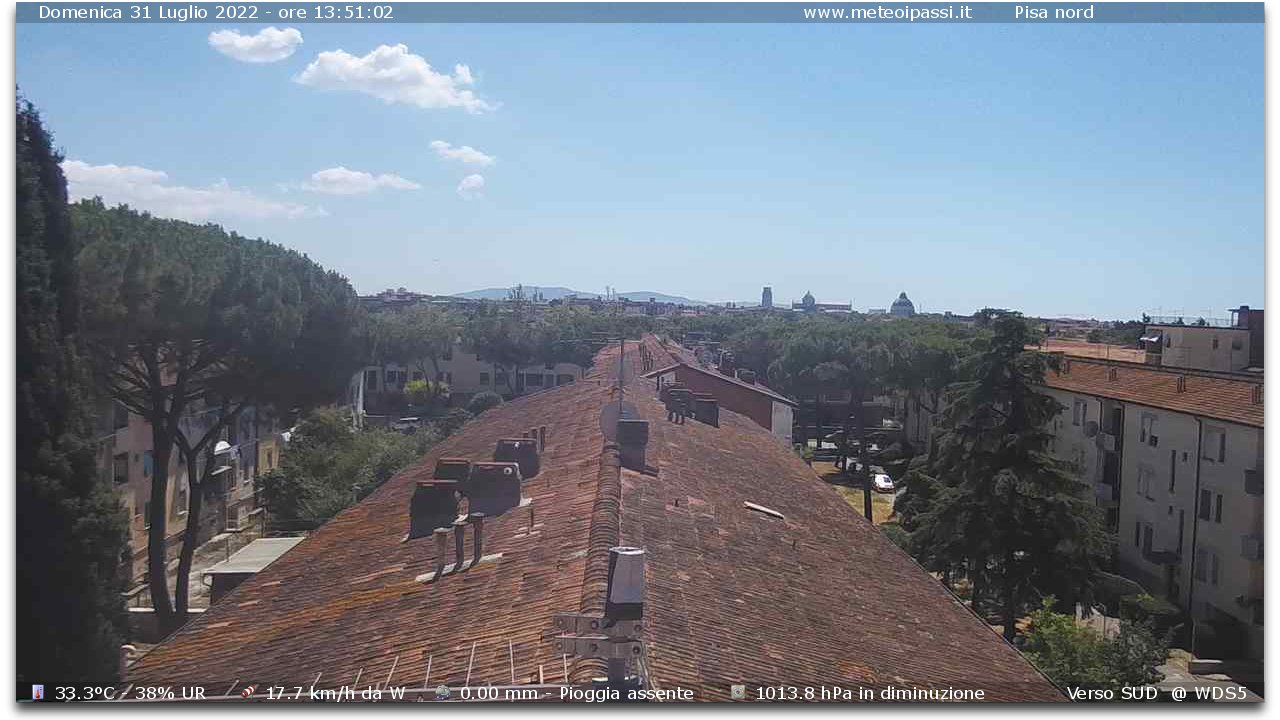 Webcam Meteoipassi